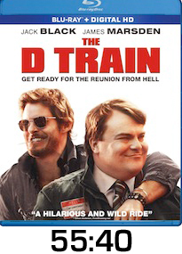 D Train Bluray Review