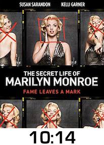 Secret Life of Marilyn Monroe DVD Review