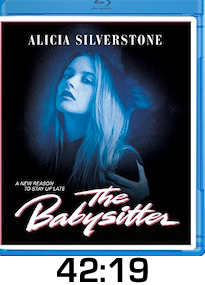 The Babysitter Bluray Review