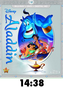 Aladdin Bluray Review