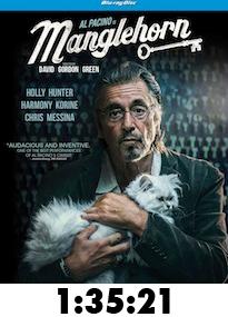 Manglehorn Bluray Review