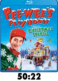 Peewees Christmas Special Bluray Review