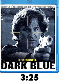 Dark Blue Bluray Review