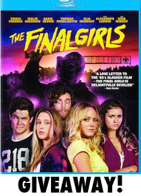 Final Girls Bluray Review