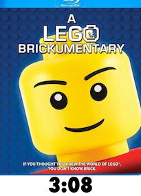 Lego Brickumentary Bluray Review