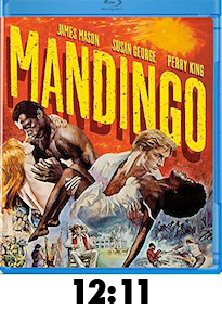 Mandingo Bluray Review
