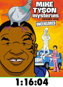 Mike Tyson Mysteries DVD Review