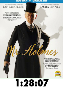 Mr Holmes Bluray Review