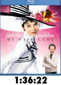 My Fair Lady Bluray Review