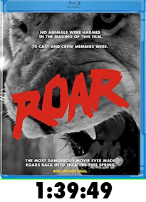 Roar Bluray Review