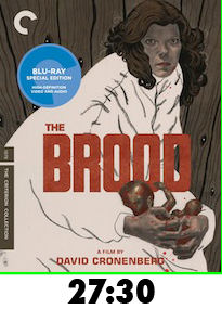 The Brood Bluray Review