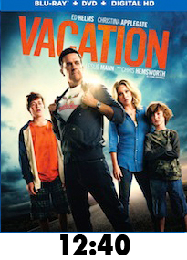 Vacation Bluray Review