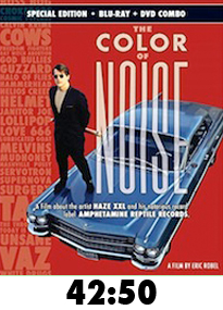 Color of Noise Bluray Review