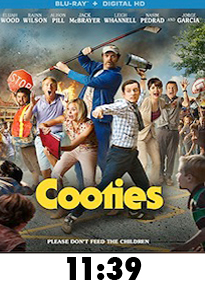 Cooties Bluray Review