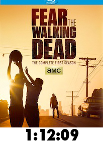 Fear The Walking Dead Bluray Review