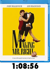 Making Mr Right Bluray Review