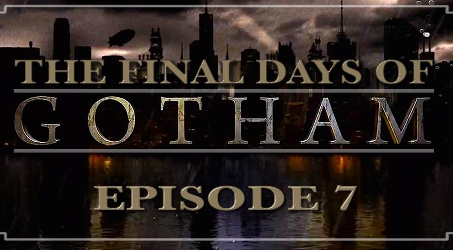 Final Gotham Season Review