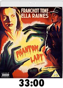 Phantom Lady Movie Review