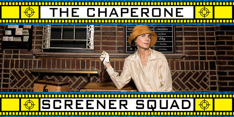 The Chaperone Movie Review