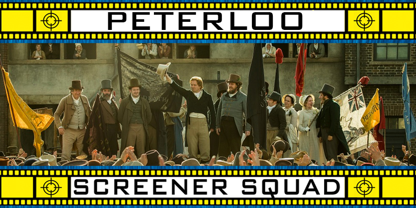Peterloo Movie Review