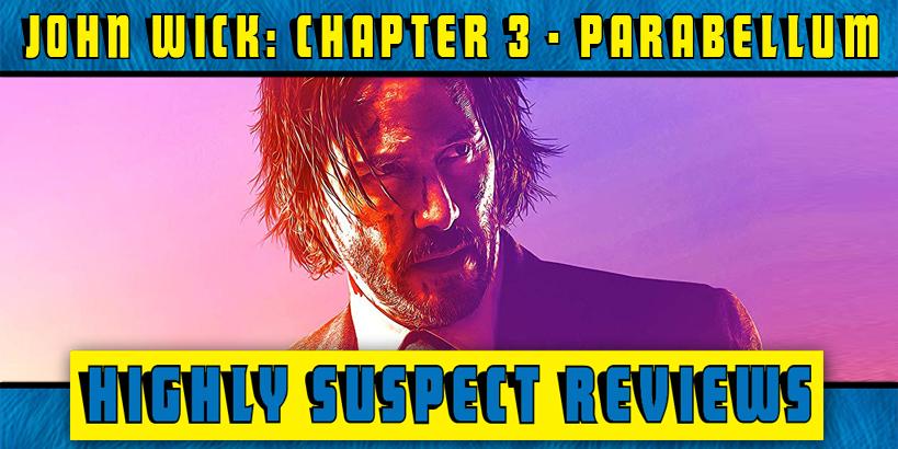 John Wick 3 Movie Review