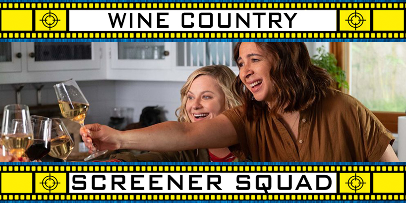 Wine Country Movie Review