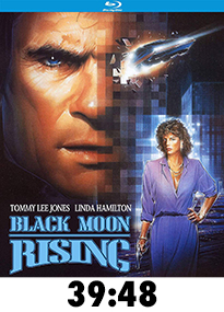 Black Moon Rising Blu-Ray Review