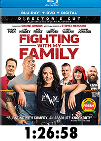 Fighting With My Family Blu-Ray Review