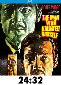 The Man Who Haunted Himself Blu-Ray Review