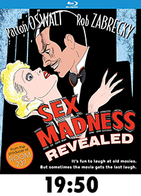 Sex Madness Revealed Blu-Ray Review