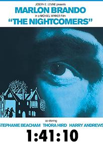 The Nightcomers Blu-Ray Review