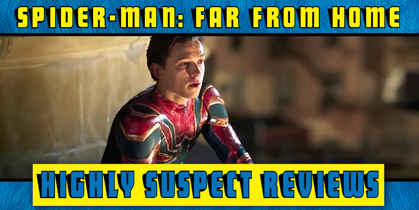 Spider-Man: Far From Home Movie Review