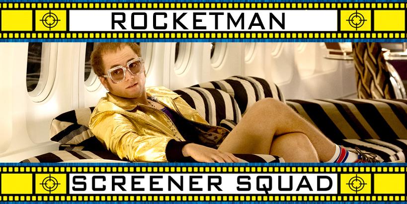 Rocketman Movie Review