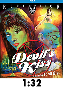 Devil's Kiss Blu-Ray Review