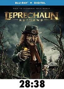 Leprechaun Returns Blu-Ray Review