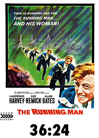 The Running Man Arrow Academy Blu-Ray Review