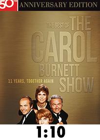 Best of the Carol Burnett Show DVD Review