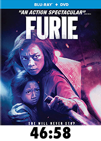 Furie Blu-Ray Review