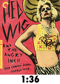 Hedwig and the Angry Inch Criterion Review
