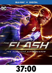 The Flash Season 5 Blu-Ray Review
