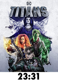 Titans Season 1 Blu-Ray review