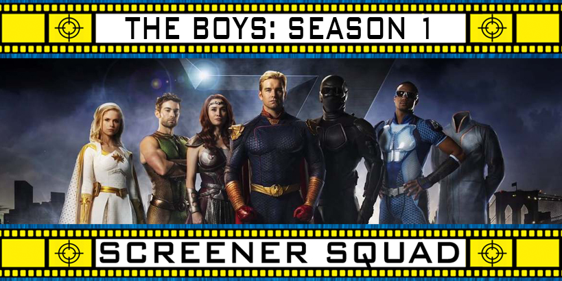The Boys Season One review