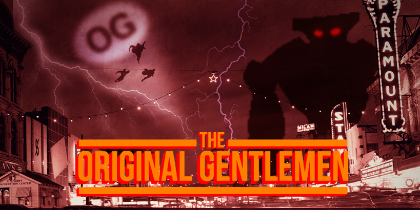 The Original Gentlemen New Art 2