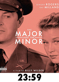 The Major and the Minor Blu-Ray Review