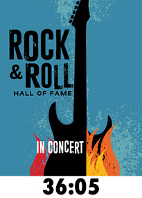 Rock & Roll Hall of Fame In Concert DVD Review