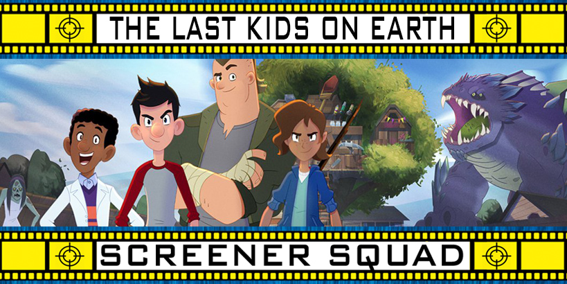 The Last Kids on Earth TV Show Review