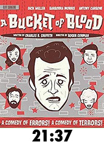 A Bucket of Blood Blu-Ray Review