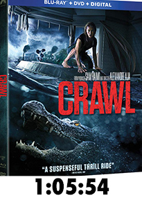 Crawl Blu-Ray Review