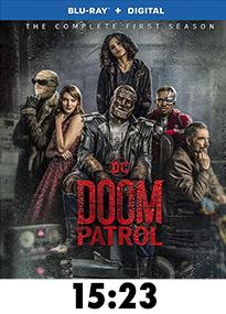 Doom Patrol Season 1 Blu-Ray Review