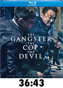 The Gangers, The Cop, The Devil Blu-Ray Review
